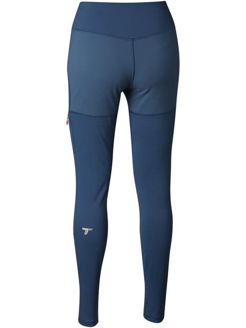 Columbia Titan Peak Trekking - Pantalon Femme - bleu